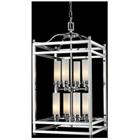 Z-Lite 180-8 Altadore 8 Light 15 inch Chrome Pendant Ceiling Light