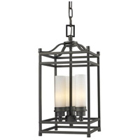 Z-Lite Altadore 3 Light Pendant in Bronze 181-3