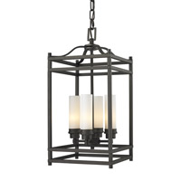 Z-Lite Altadore 4 Light Pendant in Bronze 181-4