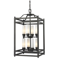 Z-Lite Altadore 8 Light Pendant in Bronze 181-8