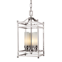 Altadore 3 Light 9 inch Brushed Nickel Chandelier Ceiling Light