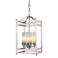 Z-Lite Altadore 4 Light Pendant in Brushed Nickel 182-4