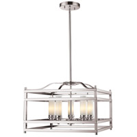 Altadore 5 Light 21 inch Brushed Nickel Pendant Ceiling Light