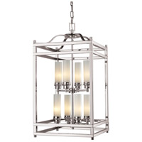Z-Lite Altadore 8 Light Pendant in Brushed Nickel 182-8