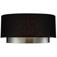 Z-Lite Jade 2 Light Wall Sconce in Chrome 187-2S