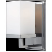 Tidal 1 Light 5 inch Brushed Nickel Vanity Wall Light