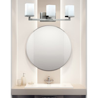 Z-Lite 1900-3V Tidal 3 Light 23 inch Brushed Nickel Vanity Light Wall Light alternative photo thumbnail