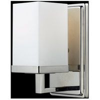 Z-Lite Tidal 1 Light Vanity in Chrome 1901-1V