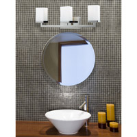 Z-Lite 1901-3V Tidal 3 Light 23 inch Chrome Vanity Wall Light alternative photo thumbnail