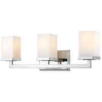 Z-Lite Tidal 3 Light Vanity in Chrome 1901-3V