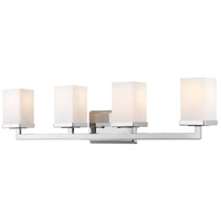 Z-Lite Tidal 4 Light Vanity in Chrome 1901-4V