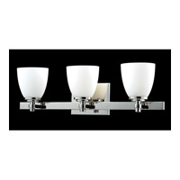 Z-Lite Dorsett 3 Light Vanity in Chrome 1903-3V