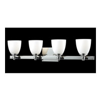 Z-Lite Dorsett 4 Light Vanity in Chrome 1903-4V