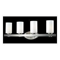 Z-Lite Adria 4 Light Vanity in Brushed Nickel 1904-4V