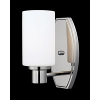 Z-Lite Adria 1 Light Vanity in Chrome 1905-1V