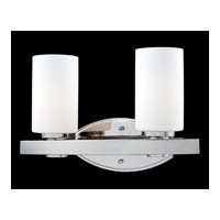 Z-Lite Adria 2 Light Vanity in Chrome 1905-2V