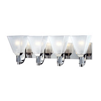 Z-Lite Luxe 4 Light Vanity in Chrome 1909-4V photo thumbnail