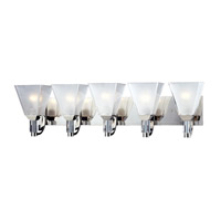 Z-Lite Luxe 5 Light Vanity in Chrome 1909-5V photo thumbnail