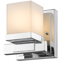 Cadiz 1 Light 5 inch Chrome Wall Sconce Wall Light