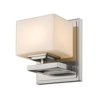 Cuvier 1 Light 5 inch Brushed Nickel Wall Sconce Wall Light