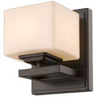 Z-Lite 1914-1S-BRZ Cuvier 1 Light 5 inch Bronze Wall Sconce Wall Light