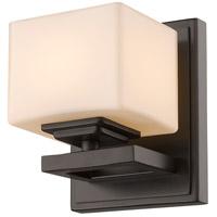 Z-Lite 1914-1S-BRZ Cuvier 1 Light 5 inch Bronze Wall Sconce Wall Light