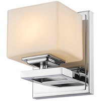 Cuvier 1 Light 5 inch Chrome Wall Sconce Wall Light