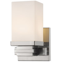 Z-Lite 1916-1S-BN-LED Avige LED 5 inch Brushed Nickel Wall Sconce Wall Light in 1