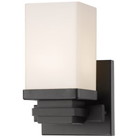 Z-Lite 1916-1S-BRZ-LED Avige LED 5 inch Bronze Wall Sconce Wall Light in 1