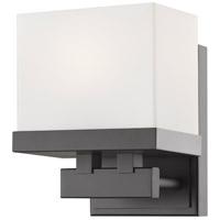 Z-Lite 1919-1S-BRZ-LED Rivulet LED 6 inch Bronze Vanity Light Wall Light