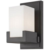 Z-Lite 1920-1S-BRZ-LED Peak LED 5 inch Bronze Vanity Wall Light