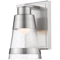 Z-Lite 1922-1S-BN-LED Ethos LED 5 inch Brushed Nickel Wall Sconce Wall Light