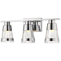Z-Lite 1923-3V-CH-LED Ethos 3 Light 22 inch Chrome Vanity Wall Light