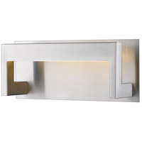 Z-Lite 1925-1S-BN-LED Linc LED 12 inch Brushed Nickel Wall Sconce Wall Light