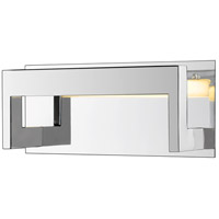 Linc 1 Light 12 inch Chrome Wall Sconce Wall Light