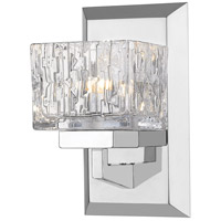 Z-Lite 1927-1S-CH Rubicon 1 Light 5 inch Chrome Wall Sconce Wall Light