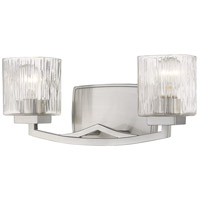 Z-Lite 1929-2V-BN Zaid 2 Light 16 inch Brushed Nickel Vanity Wall Light