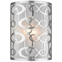 Opal 2 Light 9 inch Brushed Nickel Wall Sconce Wall Light