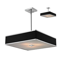 Z-Lite Rego 3 Light Pendant in Chrome 198-20