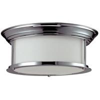 Z-Lite 2003F16-CH Sonna 3 Light 16 inch Chrome Flush Mount Ceiling Light
