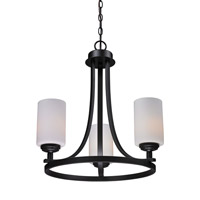 Z-Lite 2006-3 Chambley 3 Light 19 inch Oil Rubbed Bronze Chandelier Ceiling Light photo thumbnail