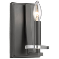 Z-Lite 2010-1S-BRZ Verona 1 Light 5 inch Bronze Wall Sconce Wall Light