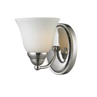 Z-Lite Athena 1 Light Vanity in Chrome 2108-1V photo thumbnail