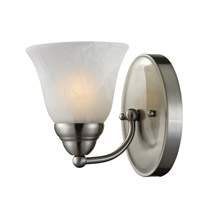Z-Lite Athena 1 Light Vanity in Brushed Nickel 2110-1V