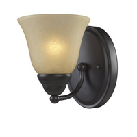 Z-Lite Athena 1 Light Vanity in Bronze 2114-1V