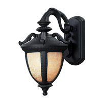 Z-Lite Winchester 3 Light Outdoor Wall Light in Black 2141B-BK