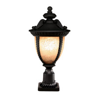 Z-Lite Winchester 3 Light Post Light in Black 2141PHB-BK-PM photo thumbnail