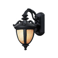 Winchester 1 Light 13 inch Black Outdoor Wall Sconce