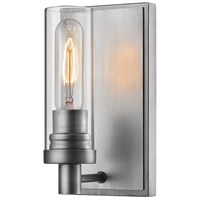 Persis 1 Light 5 inch Old Silver Wall Sconce Wall Light