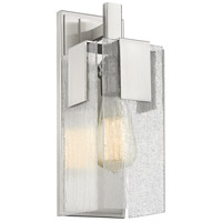 Gantt 1 Light 5 inch Brushed Nickel Wall Sconce Wall Light
